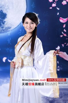 Aliexpress.com : Buy Costume clothes fairy tang suit hanfu dance costume fairy costume clothing hanfu from Reliable Chinese Folk Dance suppliers on Angel department store