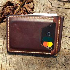 BLADE Diablo compact men/'s designer money clip DOSH