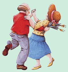 OLDER COUPLE DANCING GIF