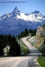 Beartooth Highway is rated as one of the most scenic highways in the U.S. between Montana and Wyoming...planning to drive it this August as part of my mountain adventure!
