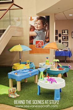 Behind the Scenes at Step2 - What you really want to know about the toddler toy company