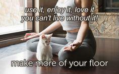 What do you do on your floor?    https://www.kleen-tex.co.uk/inspirations/  #makemoreofyourfloor #kleentex #inspirations