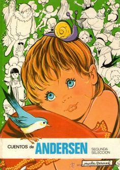 CUENTOS DE ANDERSEN, SEGUNDA SELECCIÓN - ILUSTRACIONES DE MARÍA PASCUAL - Editorial TORAY - 1979. (Libros de Lance - Literatura Infantil y J...