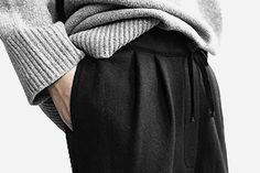 Locker & bequem: Stoffhosen