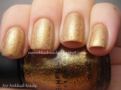 No Nekkid Nails: OPI Don't Pretzel My Buttons & Sinful Colors All About You