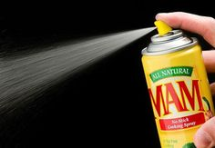 13 Alternative Uses for Cooking Spray