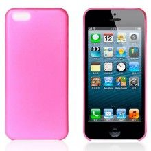 Carcasa iPhone 5C - Ultra fina 0.35mm Fucsia  $ 71,86