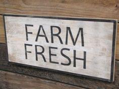 #Farm Fresh