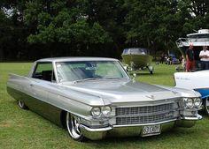 '63 Cadillac Coupe DeVille