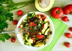 avokadovy salat