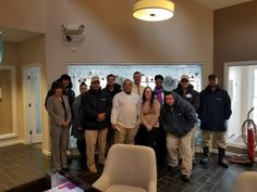Check out this amazing Team!   We want to thank the Pavilions Staff for going above and beyond every day to make their community a wonderful place to call home.   #EmployeeAppreciationDay #NorthlandInvestmentCorporation #Manchester #ManchesterApartments #hardwork #dedication #home #PavilionsLife