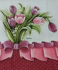 Online Photo Editor - Edit your photos, pictures and images online for free Tulip Painting, One Stroke Painting, Painting For Kids, Fabric Painting, Fabric Paint Shirt, Flower Drawing Tutorials, Fabric Paint Designs, Hand Embroidery Flowers, Floral Illustrations