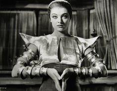 "Myrna Loy in ""The Mask of Fu Manchu"" 1932"