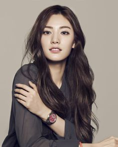 Nana Im Jin-ah the most beautiful female star in the world -【Buzz Girls】 After School, Korean Beauty, Asian Beauty, Korean Makeup, Asian Woman, Asian Girl, Nana Afterschool, Im Jin Ah, Fashion Magazin