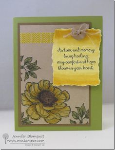 Fun Ideas with Blendabilities – Creating a Spectrum background and Coloring on Non-White Cardstock Sympathy Prayers, Sympathy Cards, One Sheet Wonder, Card Making Tips, Alcohol Markers, Scrapbooking Layouts, Craft Tutorials, Homemade Cards, Stampin Up Cards