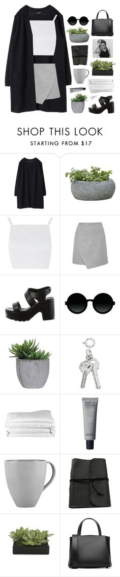 """""""//H a r a j u k u//"""" by lion-smile ❤ liked on Polyvore featuring Campania International, Topshop, Carven, Moscot, Lux-Art Silks, Frette, Lenox and Valextra"""
