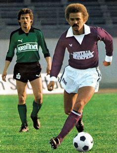 Herbert Prohaska Image Foot, World Football, Vintage Football, Austria, Soccer, Sporty, Running, Retro, Legends