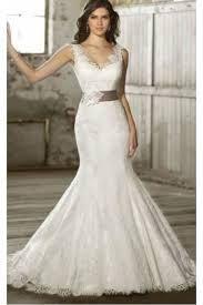 vestidos de novia encaje sirena