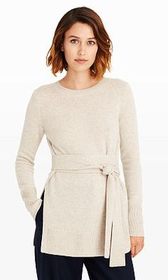 Women | Shoshanya Cashmere Sweater | Club Monaco
