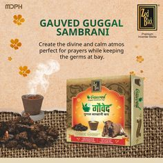 Reconnect with the Supreme Energy in the heavenly atmosphere and let your prayers be heard. #ZedBlack #MDPH #Gauved #Guggal #Sambrani #premium #IncenseSticks #prayer #PrarthnaHogiSweekar #Wednesday #aroma #divine #relax #scent #fragrance #healing #meditation #pure #positivity #tranquil #mood #dhoop #cup Gus G, Product Catalogue, Healing Meditation, Incense Sticks, Heavenly, Supreme, Wednesday, Cow, Prayers