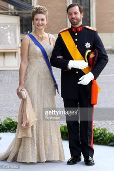 The Wedding Of Princess Madeleine & Christopher O'Neill : News Photos