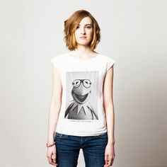 The Frog Tee Women's, $44, now featured on Fab.