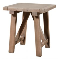 Brentwood End Table-Sundried Wheat | Memoky.com