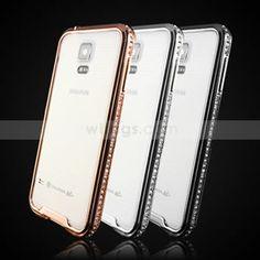 Samsung Galaxy S5 case - Diamond Bumper Case for Galaxy S5 - Witrigs.com