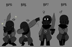 Chess pieces as characters