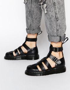 Dr Martens Shore Reinvented Gladiator Geraldo Ankle Strap Sandals