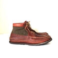 Russell Moccasin Co. Minimalist Short Thula Thula Custom Hunting Boots Mens 11 1/2