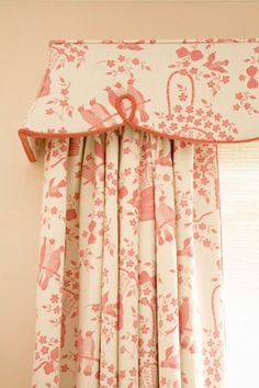 Between The Boxwoods: Valance Inspiration