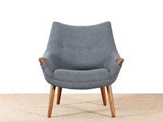"""Scandinavian armchair """"Mama bear"""""""