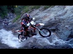 Red Bull Romaniacs: possibly the most extreme enduro race in the world. Grab yourself a coffee, clear the desk, and watch 42 minutes of brilliant offroad action.