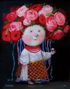 Hay ilustradores por los que siento una es pecial debilidad. Y eso me pasa con esta artista ucraniana EugeniaGapchinska. ¿No hay ningún editor que se anime a editarnos algúno de sus libros como…