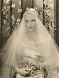 This is beautiful, Carole Lombard in a wedding dress. Does anyone know the film?