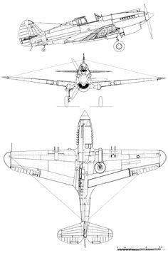 vintage plane blueprint - Google Search