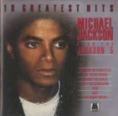 Michael Jackson : 18 greatest hits (& Jackson 5) CD  in Music, CDs | eBay!