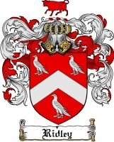 Ridley Coat of Arms / Ridley Family Crest
