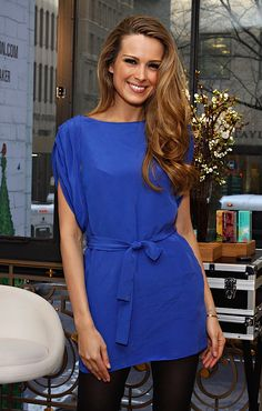 Petra Nemcova attended the Model Citizen event at the Sephora 5th Avenue Store in New York City on Tuesday (April 3).