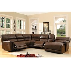 Leather Sectionals U0026 Leather Sectional Sofas | Pottery Barn | My House:  Livingroom | Pinterest | Leather Sectionals, Leather Sectional Sofas And  Leather ...