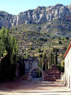 Cartuja de Escaladei, La Morera de Montsant, Tarragona, Catalonia
