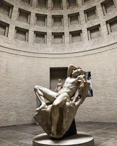 The Barberini Faun (Glyptotek, Munchen) Ancient Greek Sculpture, Greek Statues, Ancient Art, Roman Sculpture, Art Sculpture, Bronze Sculpture, Metal Sculptures, Abstract Sculpture, Art Masculin