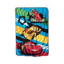 Disney Licensed Plush Throw Cars® from Sears Catalogue  $24.99