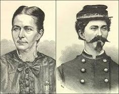 More than 400 women joined the war in the Union and Confederacy. They wanted to follow their husbands and sons since many died or injured.