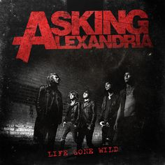 Im ungewohnten Rock Stil geben die Metalcore / Deathcore Jungs von Asking Alexandria 18 And Life von Skid Row zum Besten.  AA, Asking Alexandria Band, Skid Row, Rock, Metal, 80s, 80er, Cover, 18