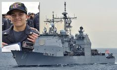 Japan 🇯🇵 Navy sailor, 23, faces a court martial for hiding | Daily Mail Online