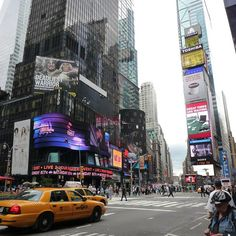 Times Square, Manhattan, NYC