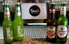 Tomi's Low Alcohol Beers Low Alcohol Beer, Restaurant Bar, Beer Bottle, Range, Drinks, Stove, Drink, Range Cooker, Beverage