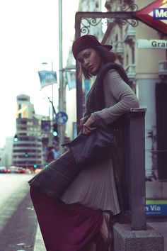 Fashion Editorial URBAN AMAZON by #MayteLuengo on Behance